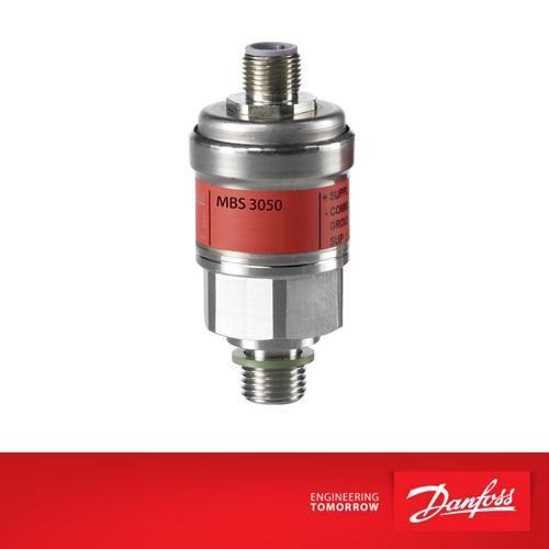 Cảm biến áp suất Danfoss MBS3050. C/N: 060G3658