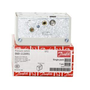 Công tắc áp suất Danfoss KP2 - C/N: 060-112091