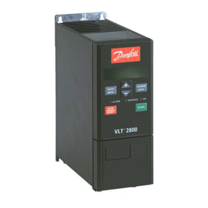 Biến tần Danfoss VLT® 2800SERIES - 15Kw - P/N: 195N1121